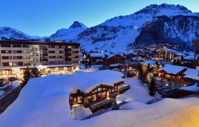 hotel 4 etoiles val d'isere en Savoie