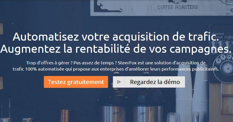 Steerfox une solution pour les e-commerçants