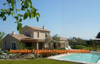 immobilier eygalieres